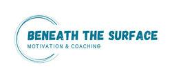 Beneath the Surface Motivation & Coaching Logo
