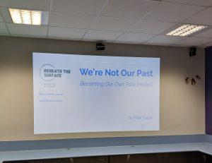 Not Our Past
