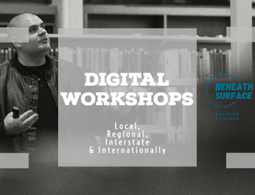 Digital Workshops – Locally, Regionally, Interstate & Internationally