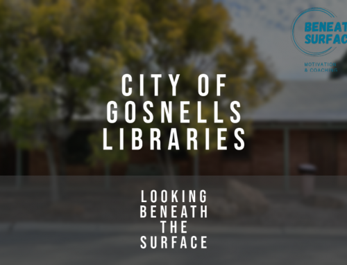 City of Gosnells Libraries and Beneath the Surface