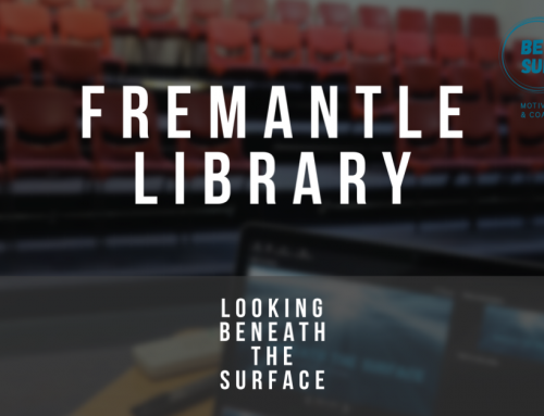 City of Fremantle Library and Beneath the Surface