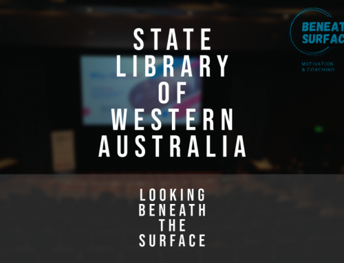 State Library of Western Australia and Beneath the Surface