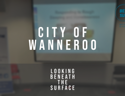 City of Wanneroo and Beneath the Surface
